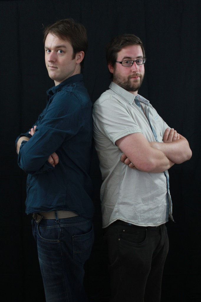 Greg and Tom