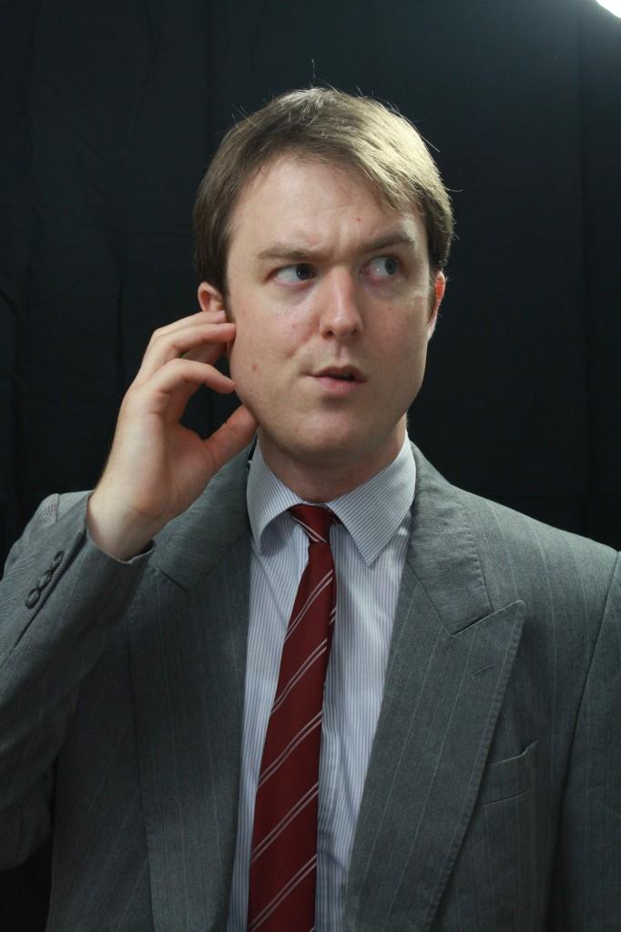 Greg Jameson IS Michael Buerk